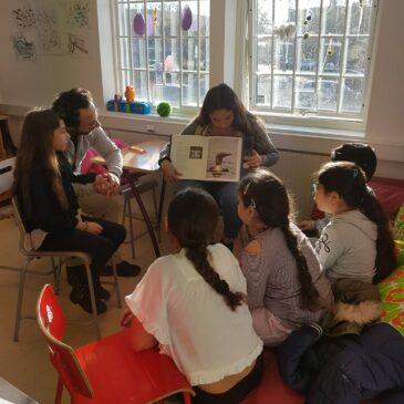 Eftermiddagskola/familjegrupp